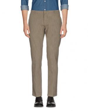 Повседневные брюки GABARDINE. Цвет: зеленый-милитари