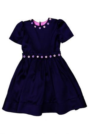 Платье il MIO tutto. Цвет: синий