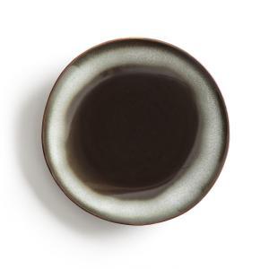 Комплект из 4 десертных тарелок керамики Tadefi AM.PM.. Цвет: каштановый
