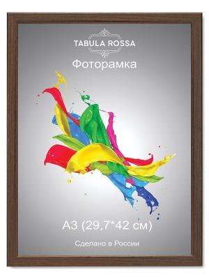 Фоторамка 29,7х42 №450 Tabula Rossa. Цвет: темно-коричневый