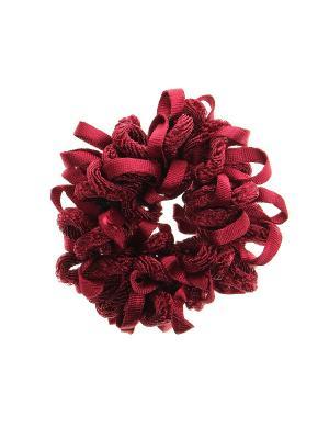 Резинка Infiniti. Цвет: бордовый