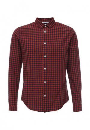 Рубашка Only & Sons. Цвет: оранжевый