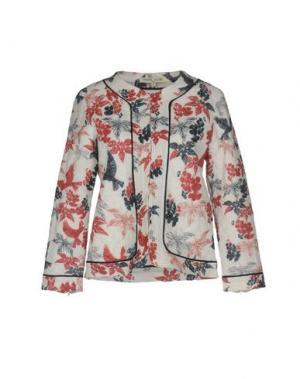 Пиджак VALENTINE GAUTHIER. Цвет: белый