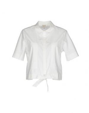 Pубашка CHARLI. Цвет: белый