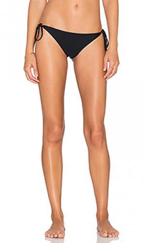 Низ бикини marley Frankies Bikinis. Цвет: черный