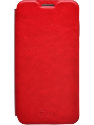 Чехол SkinBox Lux для Meizu M2 mini/M2. Цвет: красный
