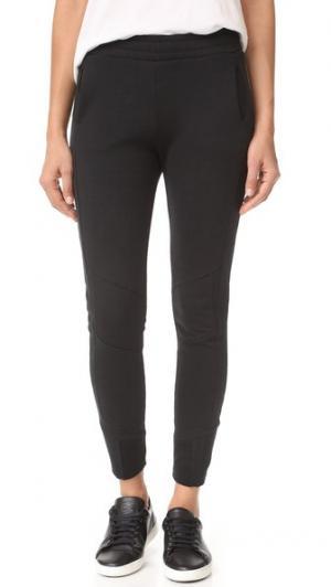 Спортивные брюки для бега APL: Athletic Propulsion Labs. Цвет: голубой