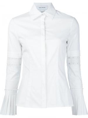 Классическая рубашка Yigal Azrouel. Цвет: белый