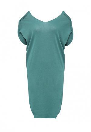 Платье Firkant. Цвет: мятный