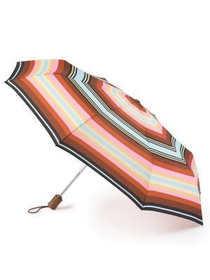 Зонт Автомат Fulton. Цвет: коричневый