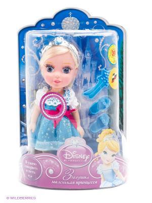 Кукла  disney princess Золушка Карапуз. Цвет: голубой
