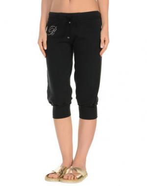 Пляжные брюки и шорты BLUMARINE BEACHWEAR. Цвет: темно-синий