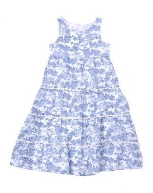Платье ILLUDIA. Цвет: белый