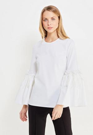 Блуза Lolita Shonidi. Цвет: белый
