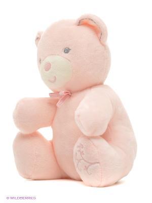 Мишка музыкальный розовый, коллекция Жемчуг Kaloo. Цвет: розовый