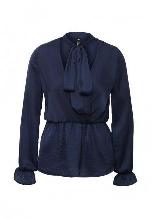Блуза Influence. Цвет: синий