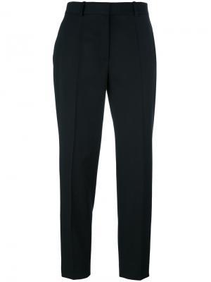 Прямые брюки Stella McCartney. Цвет: чёрный