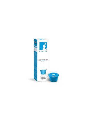 Кофе в капсулах Deca Intenso ECAFFE CAFFITALY. Цвет: белый