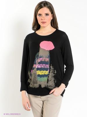 Джемпер UNIOSTAR. Цвет: черный, зеленый, серо-коричневый, розовый
