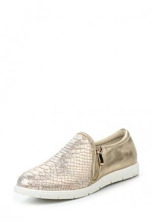 Ботинки Shuzzi. Цвет: золотой