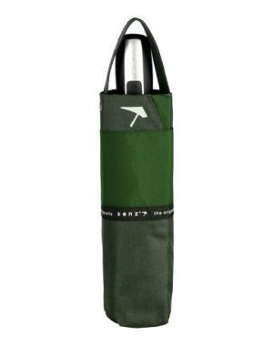 Зонт SENZUMBRELLA. Цвет: зеленый