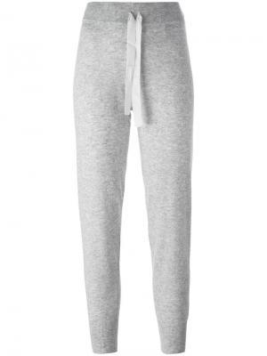 Спортивные брюки Sandra Elizabeth And James. Цвет: серый