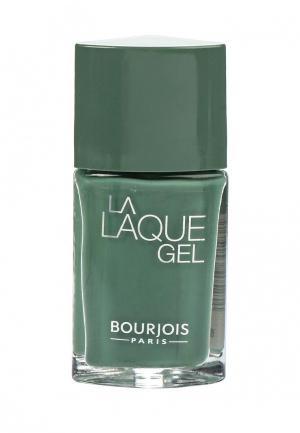 Гель-лак Bourjois. Цвет: зеленый