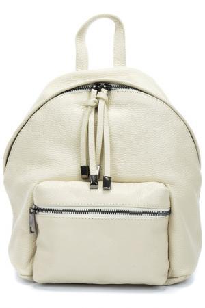 Рюкзак MANGOTTI BAGS. Цвет: beige