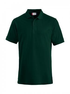 Lincoln футболка-поло Clique. Цвет: темно-зеленый