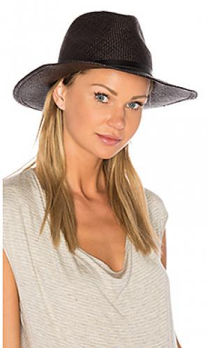 Шляпа continental Hat Attack. Цвет: черный