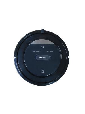 Робот-пылесос КТ-516 Kitfort. Цвет: темно-синий