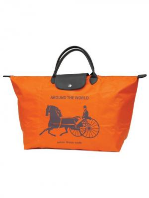 Сумка ANTAN. Цвет: оранжевый