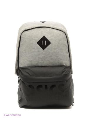 Рюкзак TRAINING ESSENTIALS BACKPACK ASICS. Цвет: серый