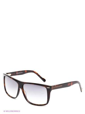 Солнцезащитные очки Enni Marco. Цвет: темно-коричневый