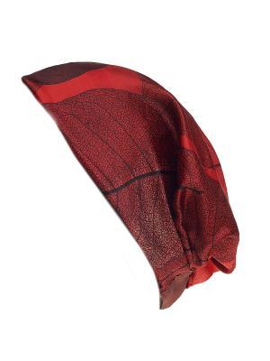 Повязка на голову Le Coffre. Цвет: красный, зеленый, коричневый, черный