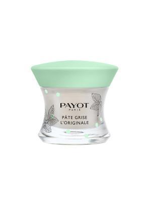 Payot Pate Grise Очищающая паста лимитированный выпуск 15 мл. Цвет: прозрачный