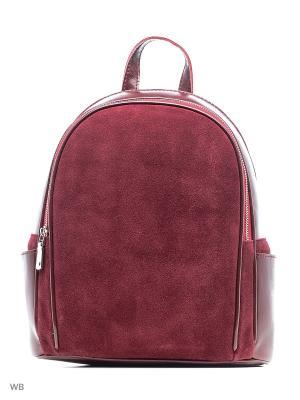 Рюкзак Malvinas. Цвет: бордовый