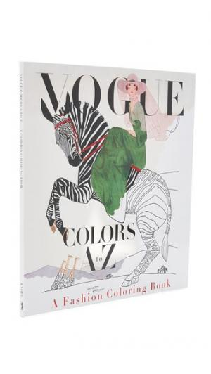 Vogue Colors A to Z Books with Style