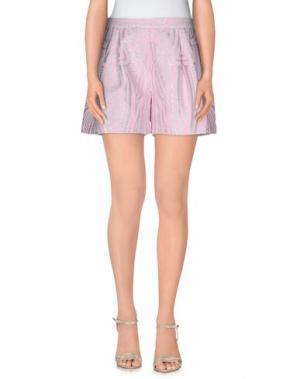 Повседневные шорты DAIZY SHELY. Цвет: розовый