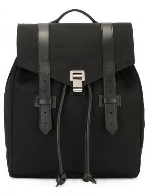 Рюкзак PS1 Proenza Schouler. Цвет: чёрный