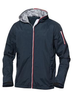 Куртка Сибрук мужская Clique. Цвет: темно-синий