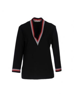 Блузка LA FABRIQUE. Цвет: черный