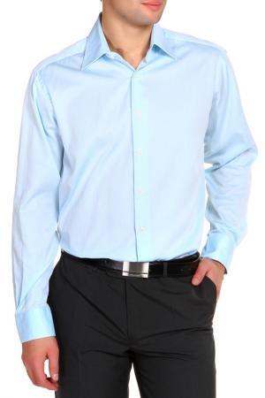 Рубашка Dormeuil. Цвет: голубой