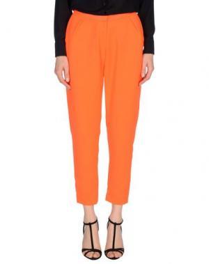 Повседневные брюки ROKSANDA. Цвет: оранжевый
