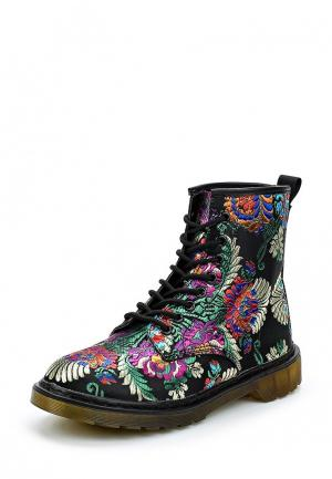 Ботинки Martin Pescatore. Цвет: разноцветный