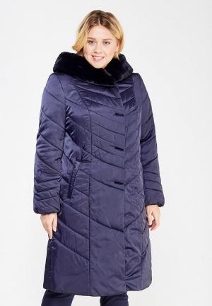 Куртка утепленная Montserrat. Цвет: синий