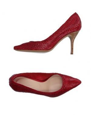 Туфли FAUZIAN JEUNESSE. Цвет: красный