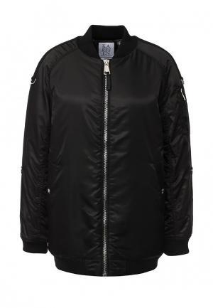 Куртка Zoe Karssen. Цвет: черный