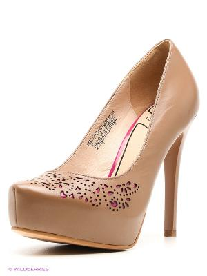 Туфли Clotilde. Цвет: коричневый