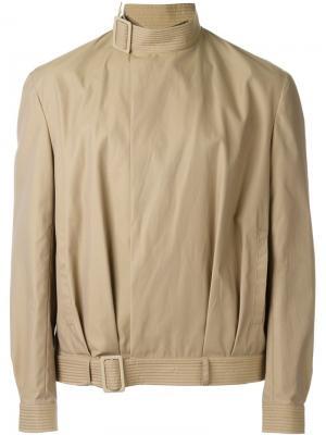 Куртка с воротником J.W.Anderson. Цвет: телесный